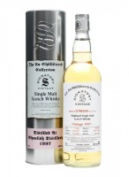 Clynelish 1997 / 15 Year Old / Cask #12365+6 / Signatory