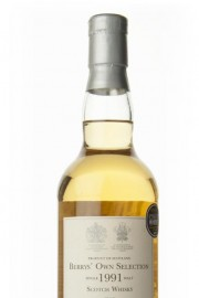 Aultmore 18 Year Old 1991 (Berry Bros. & Rudd) Single Malt Whisky