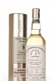 Blair Athol 12 Year Old 1999 - Un-Chillfiltered (Signatory) Single Malt Whisky