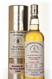 Blair Athol 13 Year Old 1998 - Un-Chillfiltered (Signatory) Single Malt Whisky