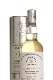 Blair Athol 12 Year Old 1997 - Un-Chillfiltered (Signatory) Single Malt Whisky