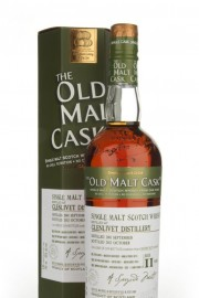 Glenlivet 11 Years Old 2001(Cask 9210)  - Old Malt Cask (Douglas Laing Single Malt Whisky