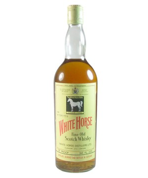 White Horse Blended Scotch, 1970's Bottling, £80