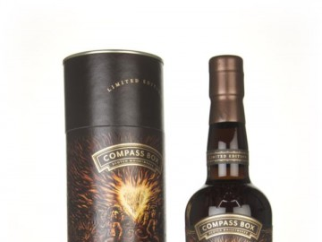 Compass Box Flaming Heart (2018 Edition) Blended Malt Whisky