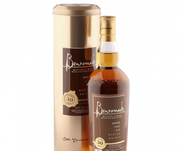 Benromach 30 Year Old with Tube