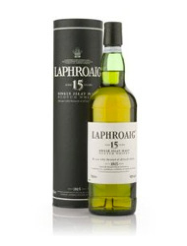 Laphroaig 15 Year Old