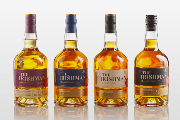 The Irishman range